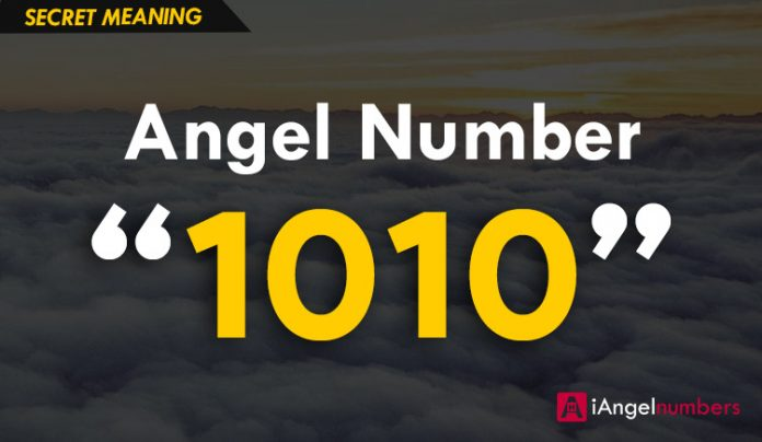 1010 Angel Number Meaning - 10:10 Significance & Symbolism