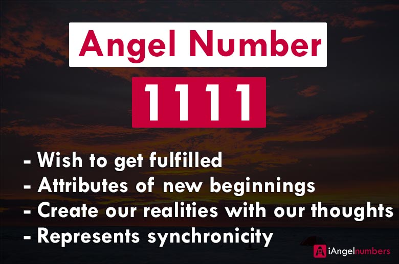 1111 Angel Number Spritual Meaning, Love Facts & Importance [2020]