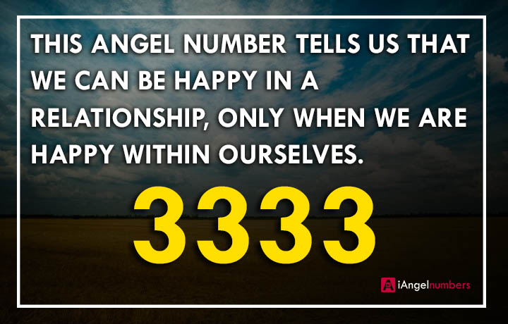 Angel Meaning of 3333