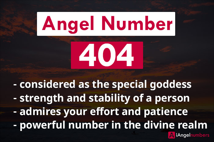 Angel Number 404 Meaning - Why are you seeing 4:04?