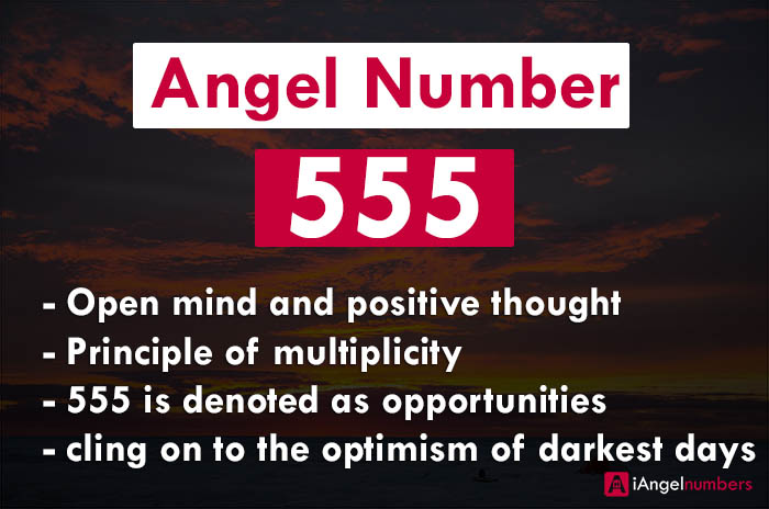 555 Angel Number Meaning - Seeing, 5:55 in Love Significance