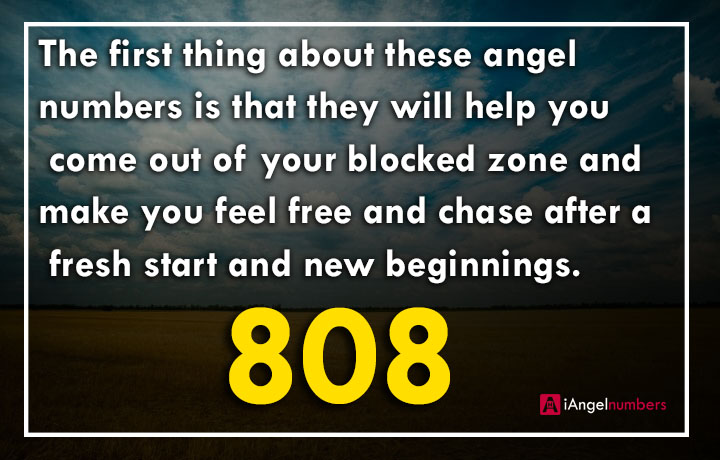 Meaning and symbolism of 808