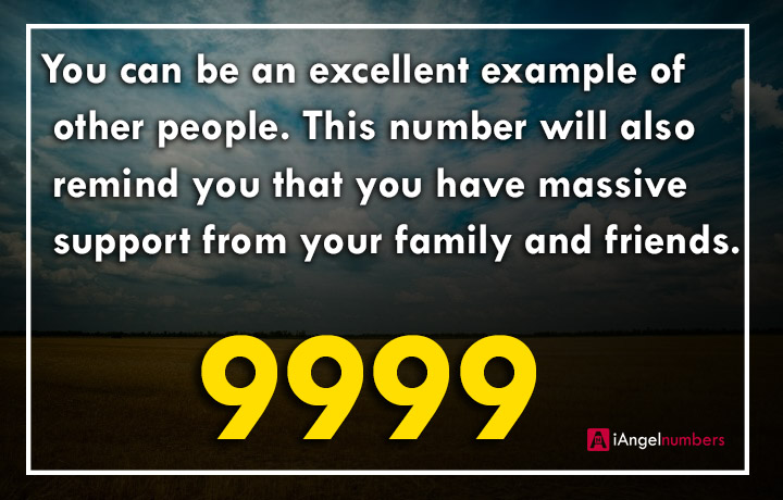 Meaning of 9999 Angel Number - Symbolism & Importance