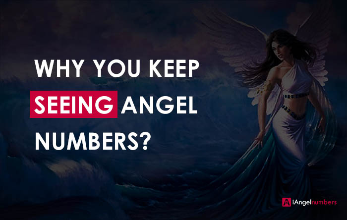 Seeing Angel  Number