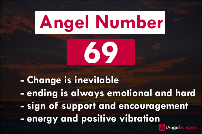 Angel Number 69 Meaning and Symbolism