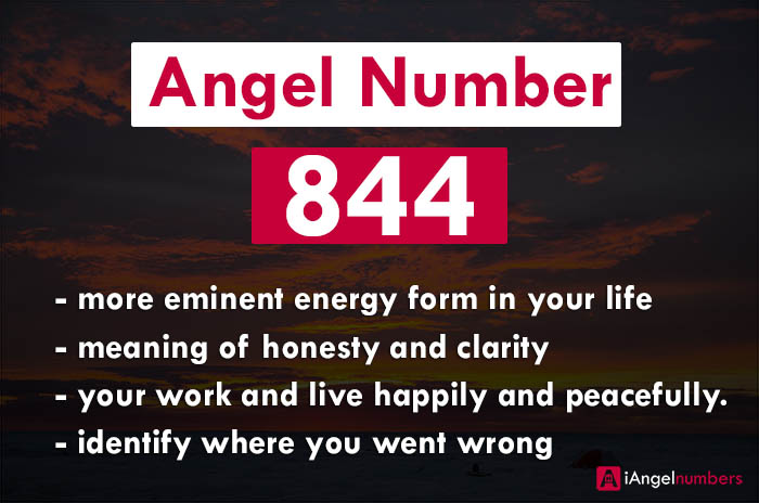 844 Angel Number Meaning, Love, Doreen Virtueand Facts