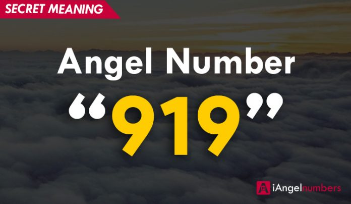 919 Angel Number and its Meaning for Love and Life