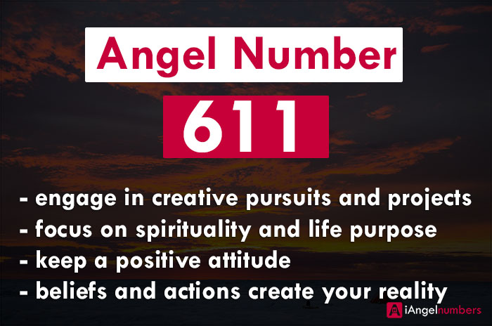 611 Angel Number: Biblical Meaning, Facts, Luck, Significance