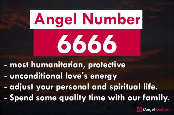 Angel Number 6666 Meaning: Spiritual, Biblical, Love Significance