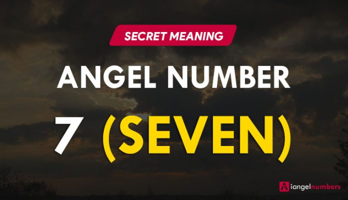 Angel Number 7 Meaning: What Does it Mean?